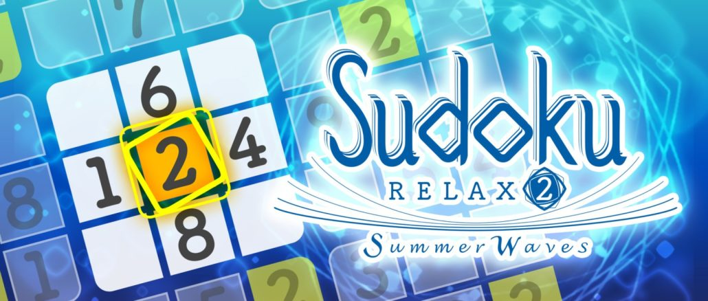 Sudoku Relax 2 Summer Waves