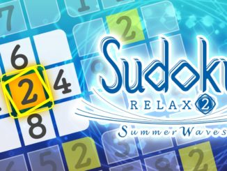 Release - Sudoku Relax 2 Summer Waves