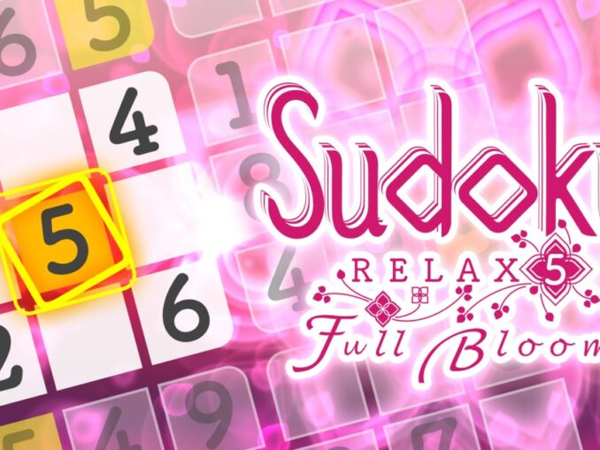 Release - Sudoku Relax 5 Full Bloom