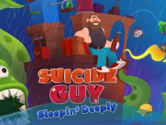 Release - Suicide Guy: Sleepin' Deeply