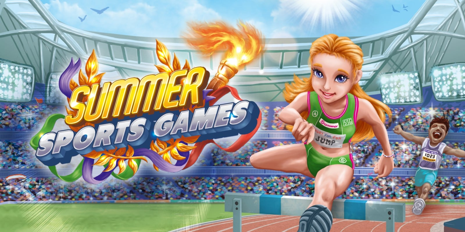 Summer Sports Games – First 20 Minutes