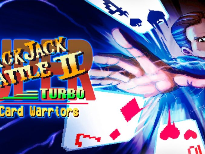 Release - Super Blackjack Battle 2 Turbo Edition – The Card Warriors