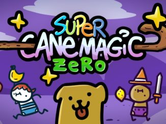 Release - Super Cane Magic ZERO