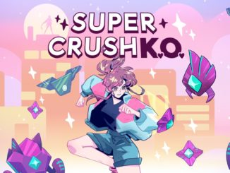 Release - Super Crush KO