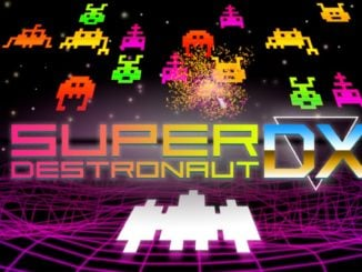 Release - Super Destronaut DX