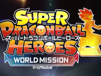 Super Dragon Ball Heroes World Mission – 5de gratis update trailer