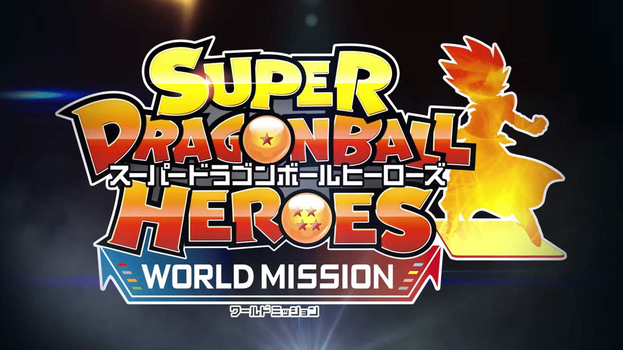 Super Dragon Ball Heroes World Mission – 5th Free Update Trailer