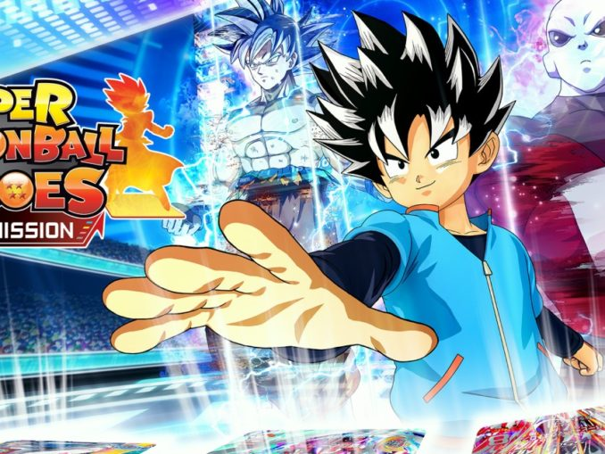 Release - SUPER DRAGON BALL HEROES WORLD MISSION