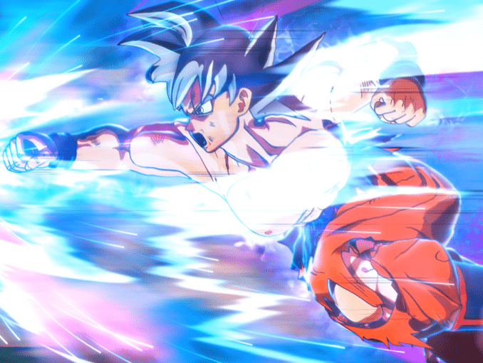 Nieuws - Super Dragon Ball Heroes: World Mission – Demo in Japan