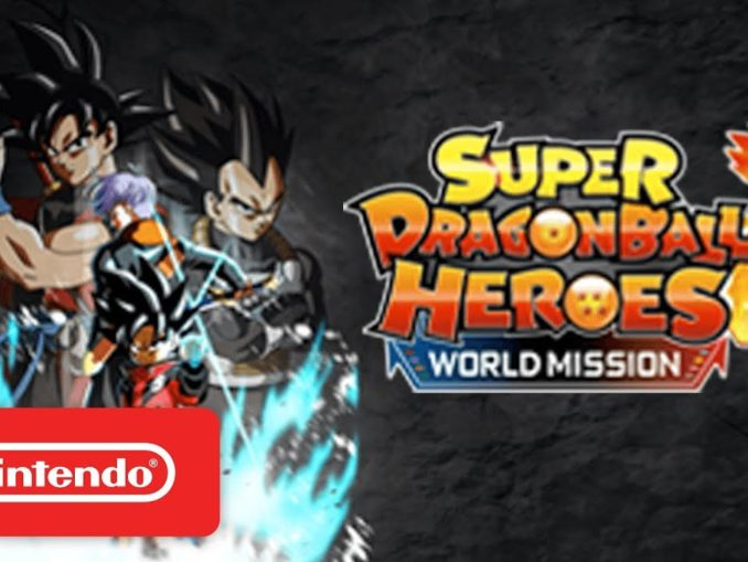 Nieuws - Super Dragon Ball Heroes – World Mission is beschikbaar!