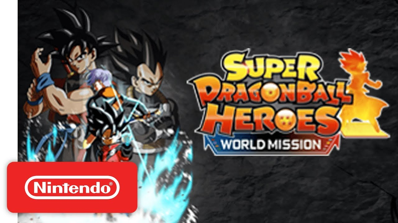 Super Dragon Ball Heroes – World Mission is beschikbaar!