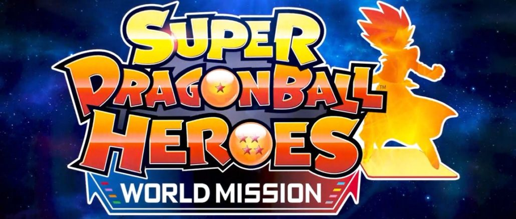 Super Dragon Ball Heroes: World Mission is coming