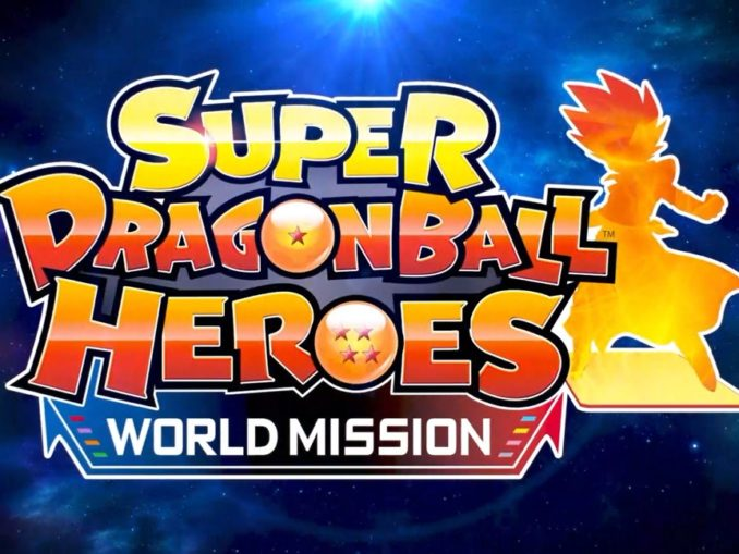 Nieuws - Super Dragon Ball Heroes: World Mission komt