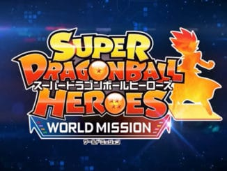 Super Dragon Ball Heroes: World Mission – Fysieke edities