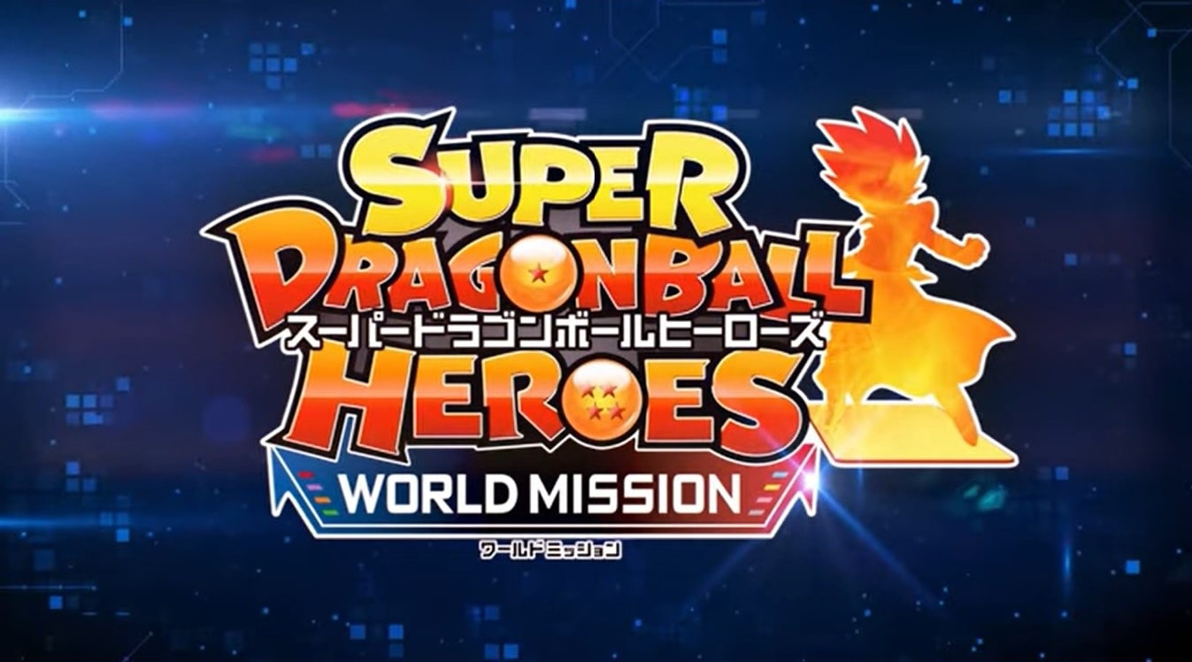 Super Dragon Ball Heroes: World Mission – Physical editions