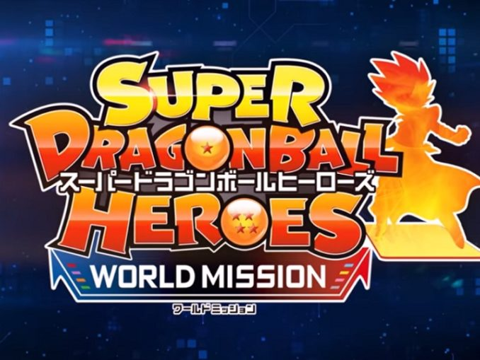 News - Super Dragon Ball Heroes: World Mission – Fysieke release + Engelse support