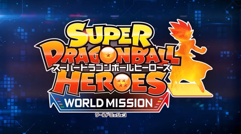 Super Dragon Ball Heroes: World Mission – Fysieke release + Engelse support