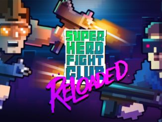 Super Hero Fight Club: Reloaded