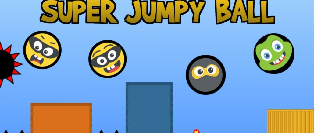Super Jumpy Ball