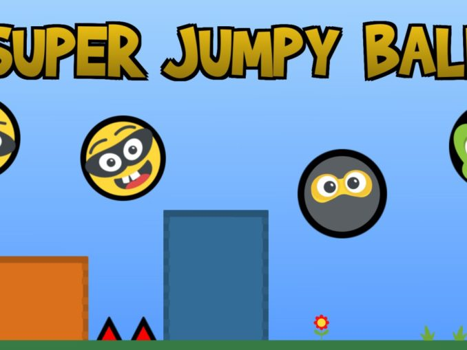 Release - Super Jumpy Ball
