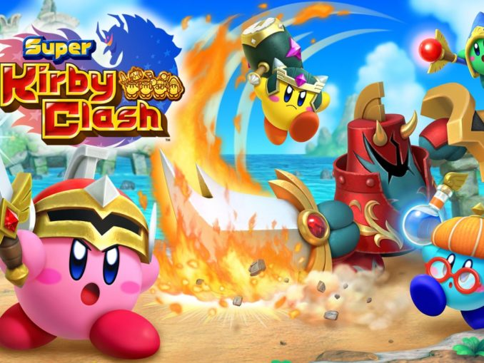 Release - Super Kirby Clash