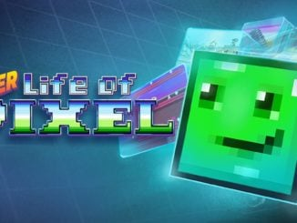 Release - Super Life of Pixel