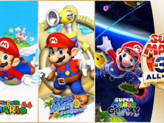 Super Mario 3D All-Stars – Confirmed and launching September 18th