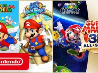 Super Mario 3D All-Stars – Online gelekt