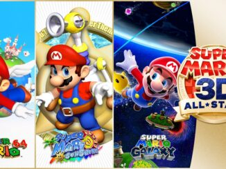 Nieuws - Super Mario 3D All-Stars – Overview Trailer
