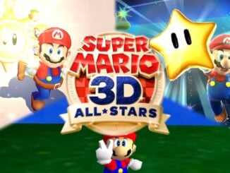 Super Mario 3D All-Stars  versie 1.0.1