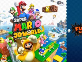 Super Mario 3D World + Bowser's Fury File Size, Players, Languages and more