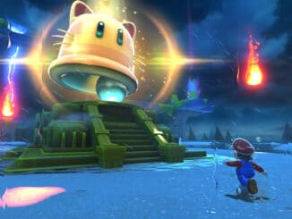 Super Mario 3D World + Bowser's Fury frame rate and resolution