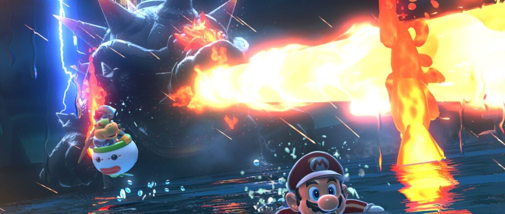 Super Mario 3D World + Bowser's Fury – Meer gameplay details Bowser's Fury
