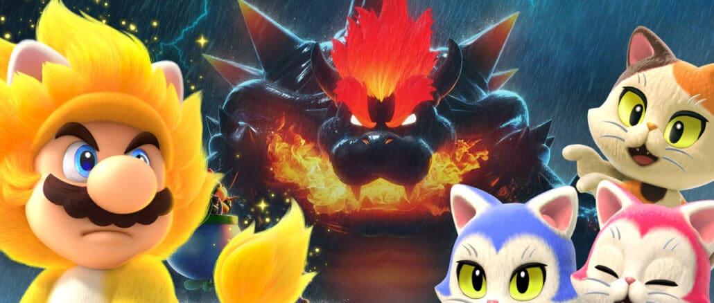 Super Mario 3D World + Bowser's Fury Overview Trailer