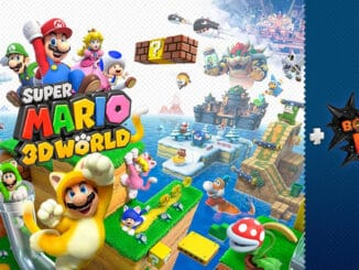 Super Mario 3D World + Bowser's Fury – Teaser site open