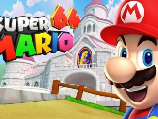 News - Super Mario 64 on PC is running at 4K with Ultra Widescreen