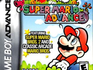 Release - Super Mario Advance
