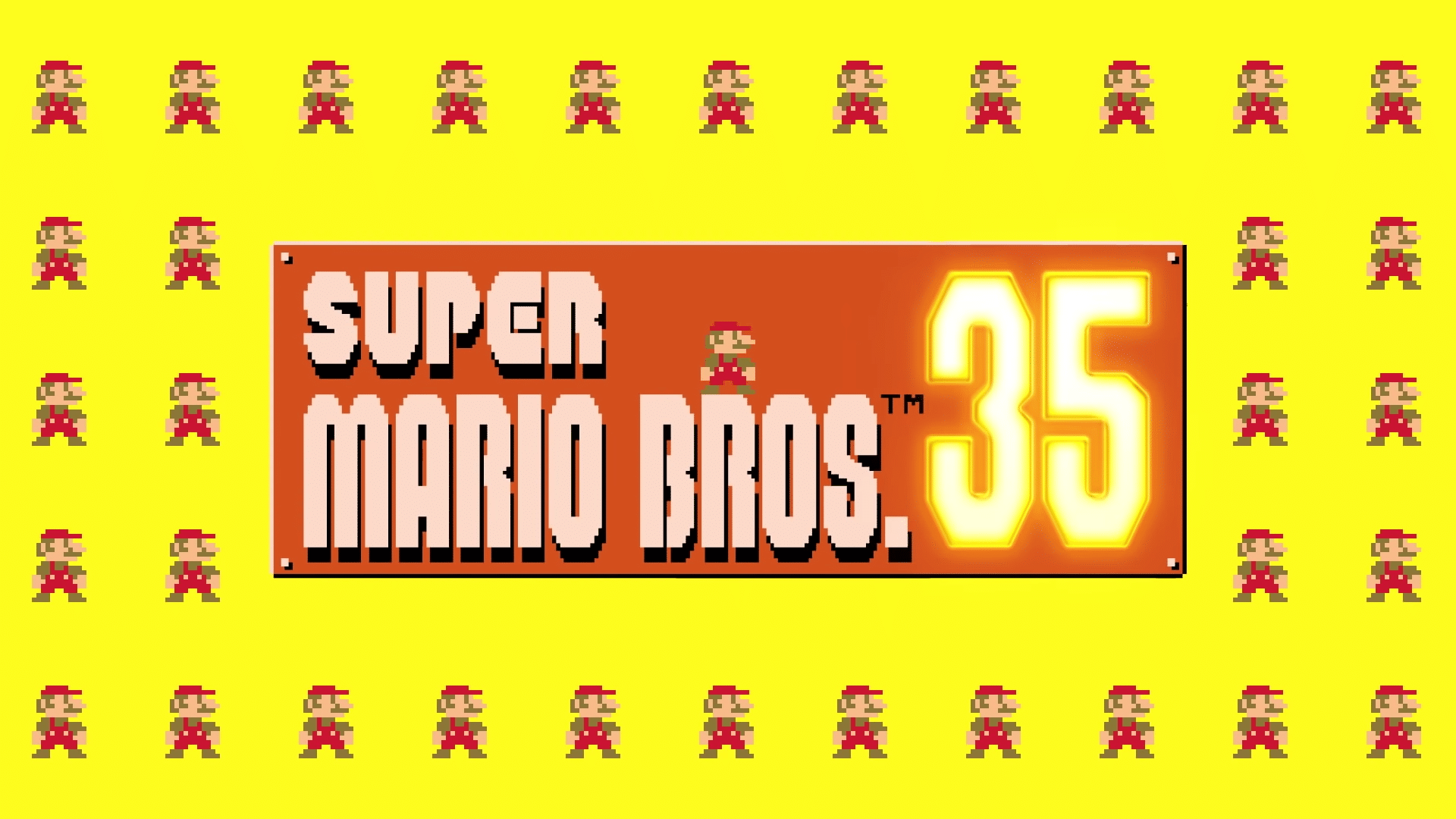 Super Mario Bros. 35 – Free for Nintendo Switch Online Members on October 1st