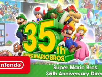 Super Mario Bros. 35th Anniversary Direct – Meerdere Mario-aankondigingen