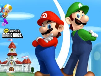 Super Mario Bros film 2022 in de bios