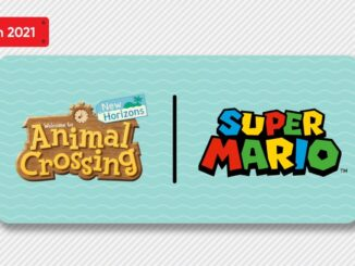 Super Mario furniture heading to Animal Crossing: New Horizons March 2021