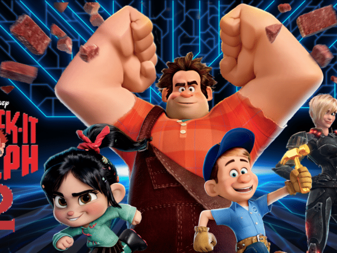 Geruchten - Super Mario Kart in Wreck-It Ralph 2?
