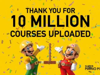 Super Mario Maker 2 – 10 million courses uploaded
