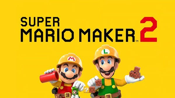 News - Super Mario Maker 2 – First look at Course Maker