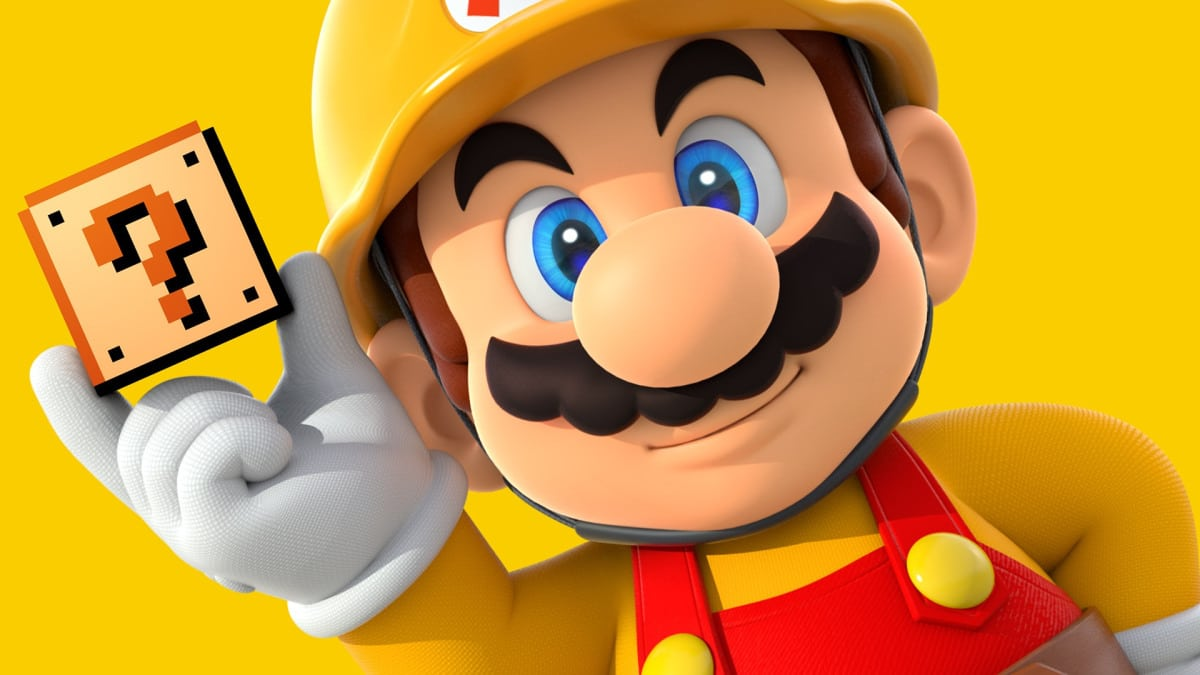 Super Mario Maker 2 – June 28th