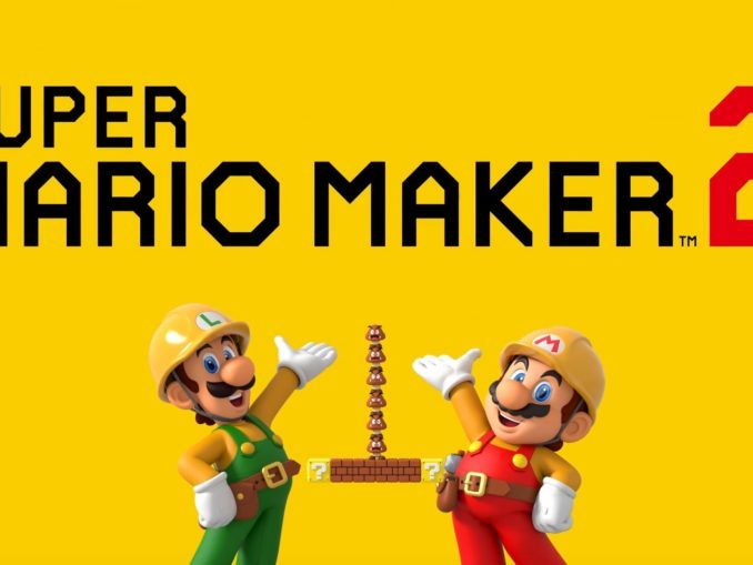 Nieuws - Super Mario Maker 2 Make And Play TV reclame