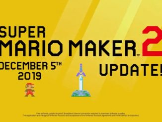 Super Mario Maker 2 – Master Sword update – 5 December