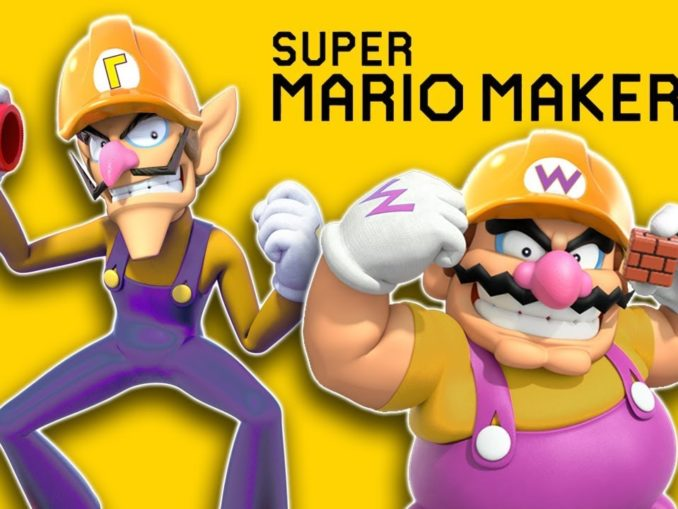 News - Super Mario Maker 2 – More Free Updates Planned