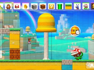 Nieuws - Super Mario Maker 2 – Nieuwe items highlight trailer