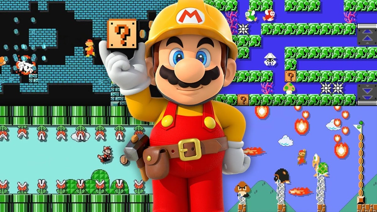 Super Mario Maker2 – No courses from Wii U or 3DS